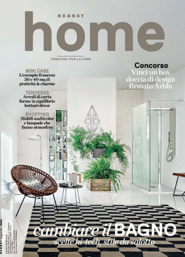 home magazine italia. Black Bedroom Furniture Sets. Home Design Ideas