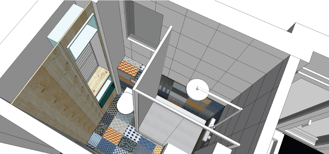 Appart 39 hotel rue sophie germain for Studio appart hotel paris